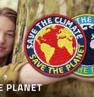Jetzt Umwelt, Natur, Klima, Ozeane schützen