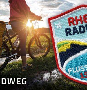 Jetzt den Rhein Radweg erleben