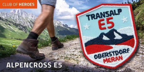 Erlebe das E5 Abenteuer