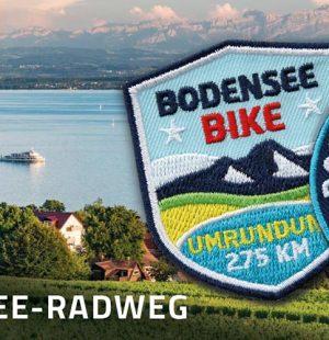 Jetzt den Bodensee-Radweg erleben
