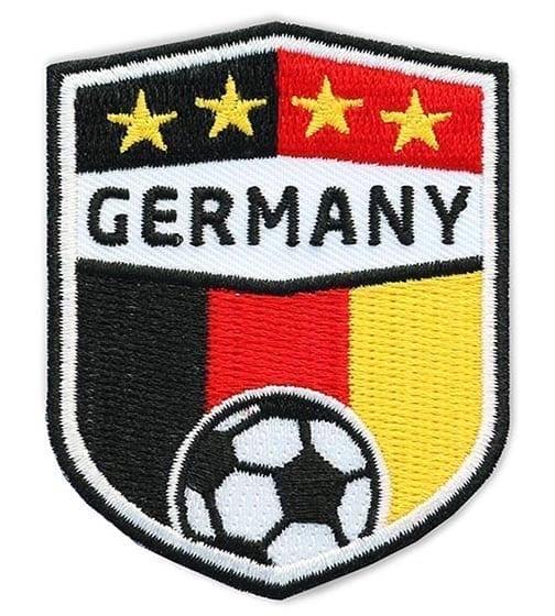 Fussball Germany Deutschland Flagge