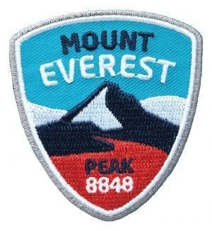 Mount Everest Patch