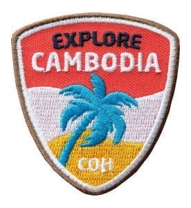 coh-cambodia-kambodscha-logo-palme-ankor-reise-abenteuer-globetrotter-abzeichen-aufnaeher-patch-heroes
