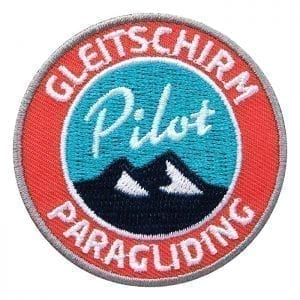 Patches für Paraglider