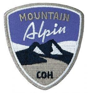 mountain-alpin-bergstiegen-abzeichen-aufnaeher-patch-heroes-violett