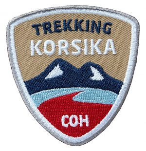 Wander-Abzeichen Korsika