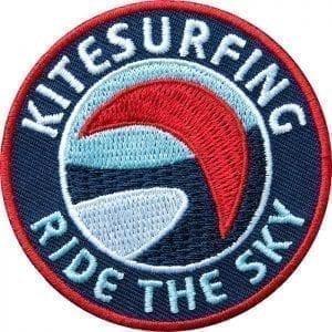 Kitesurfing-Kite-Surfen-Wassersport-Surfen-Surfing-Kiting-Kiteboard Kitesurfen-clubofheroes-coh-patch-abzeichen-aufbuegler-aufnaeher-sticker-logo-trend-fashion-beach-kiter