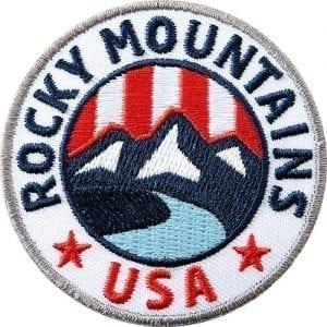 rocky-mountains-usa-america-reise-abenteuer-coh-club-of-heroes-patch-abzeichen-aufnaeher-aufkleber-sticker-emblem-gestickt-stickerei-land-flagge-wappen