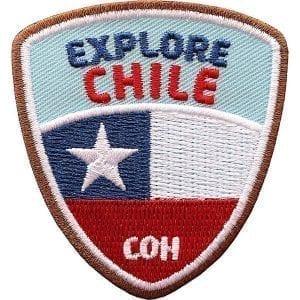 chile-suedamerika-reise-patagonien-atacama-anden-santiago-flagg-fahne-abzeichen-patch-aufnaeher-logo-aufbuegler-sticker-flicken-club-of-heroes-coh