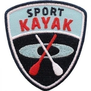 kayak-kanu-rudern-wassersport-paddeln-kayaking-boot-abzeichen-patch-aufnaeher-logo-aufbuegler-sticker-flicken-club-of-heroes-coh