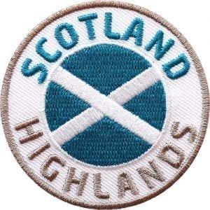 schottland-shotland-schottisch-highlands-berge-wandern-reise-abzeichen-patch-aufnaeher-logo-aufbuegler-sticker-flicken-club-of-heroes-coh