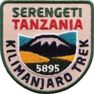 tansania-serengetie-kilimanjaro-afrika-tanzania-nationalpark-reise-abzeichen-patch-aufnaeher-logo-aufbuegler-sticker-flicken-club-of-heroes-coh