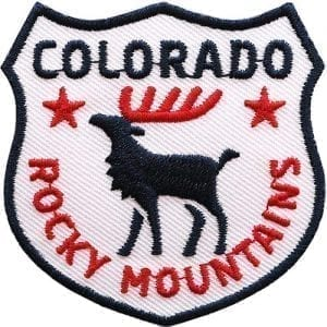 usa-colorado-river-hirsch-rocky-mountains-nationalpark-reise-abzeichen-patch-aufnaeher-logo-aufbuegler-sticker-flicken-club-of-heroes-coh