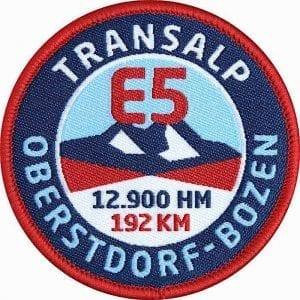 E5 Oberstdorf Bozen Alpenüberquerung Südtirol