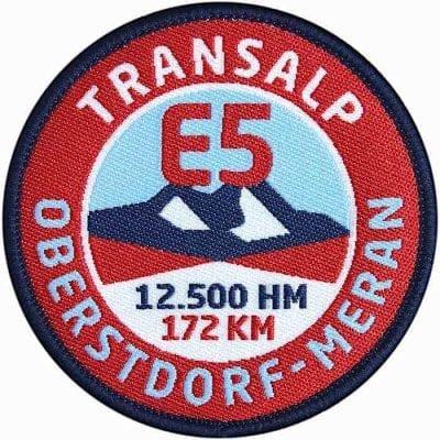 E5 Oberstdorf Meran Alpenüberquerung Südtirol