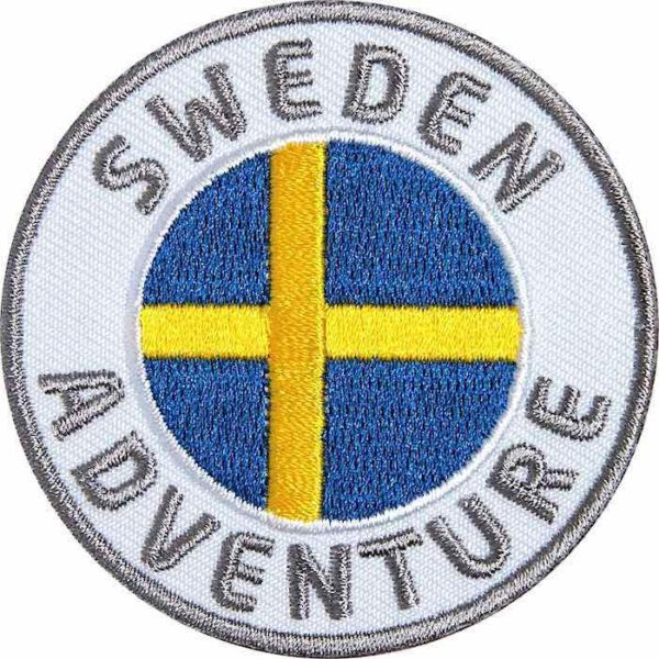Schweden Sweden Aufnäher Patches, Flagge Fahne, Flagg-Patch