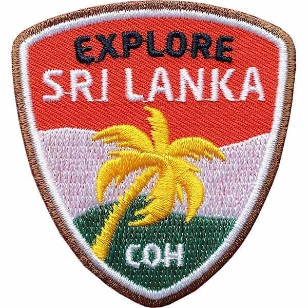 sri-lanka-reise-asien-patch-patches-aufbuegler-flicken-buegel-applikation-textil-buegelbild-aufnaehen-club-of-heroes-clubofheroes