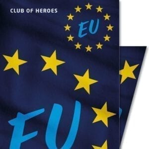 Europa-Flagge-EU-Sterne-Fahne-Club-of-Heroes-Bandana-Mundschutz-Maske-Multi-Funktions-Tuch