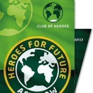 Heroes-for-future-Erde-Planet-Umwelt-Naturschutz-Artenschutz-Club-of-Heroes-Bandana-Mundschutz-Maske-Multi-Funktions-Tuch