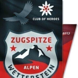 Zugspitze-Wetterstein-Alpen-Bergsteigen-Berge-Club-of-Heroes-Bandana-Mundschutz-Maske-Multi-Funktions-Tuch