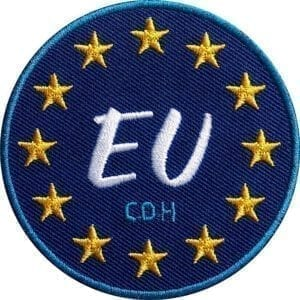 EU-europa-sterne-logo-flagge-wappen-fahne-flag-club-of-heroes-coh-patch-patches-aufnaeher-abzeichen-sticker-flicken-buegeln-iron-applikation-gestickt