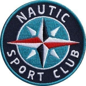 Nautik-nautic-wassersport-segeln-regatta-kompass-navigation-sport-club-of-heroes-coh-patch-patches-aufnaeher-abzeichen-sticker-flicken-buegeln-iron-applikation-gestickt
