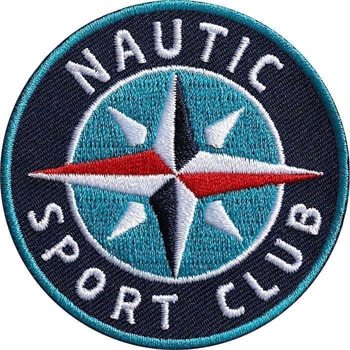 Nautik Nautic Wassersport Aufnäher von Club of Heroes.
