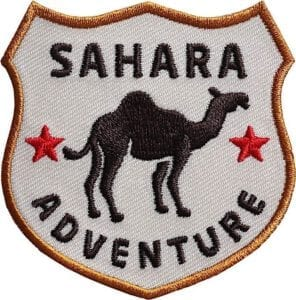 Sahara-wueste-nord-afrika-kamel-camel-club-of-heroes-coh-patch-patches-aufnaeher-abzeichen-sticker-flicken-buegeln-iron-applikation-gestickt