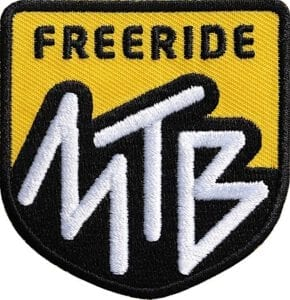 mtb-Mountainbike-freeride-downhill-style-bike-alpencross-sport-club-of-heroes-coh-patch-patches-aufnaeher-abzeichen-sticker-flicken-buegeln-iron-applikation-gestickt-gelb