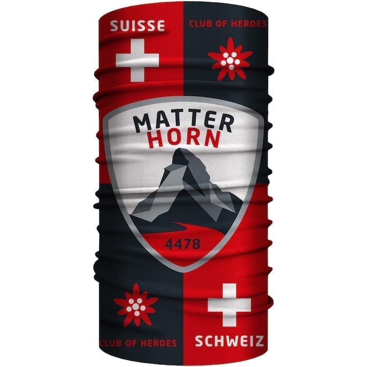 Matterhorn Schweiz MultiFunktionstuch