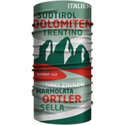Dolomiten Italien MultiFunktionstuch Bandana Mundschutz