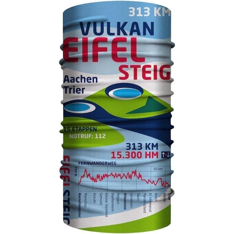 Eifelsteig Eifel MultiFunktionstuch Bandana Mundschutz