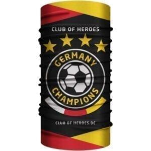 MultiFunktionstuch Fussball Deutschland Bandana