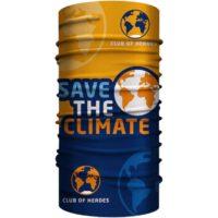 MultiFunktionstuch Save the Climate Klimaschutz