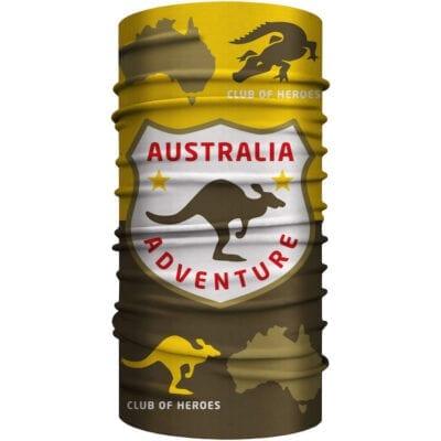 MultiFunktionstuch Australien KänguruBandana