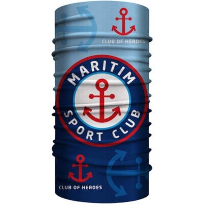 Multifunktionstuch 25 x 50 cm / Maritim Sport Bandana