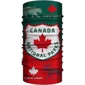 MultiFunktionstuch Kanada Ahorn Bandana