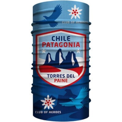 MultiFunktionstuch Chile Patagonien Bandana
