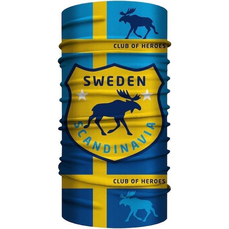 MultiFunktionstuch Schweden Outdoor Bandana