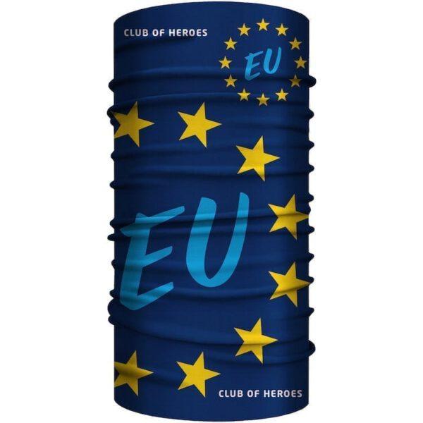 EU MultiFunktionstuch Europa Motiv mit Sterne