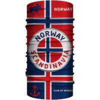 MultiFunktionstuch Norway Norwegen Bandana