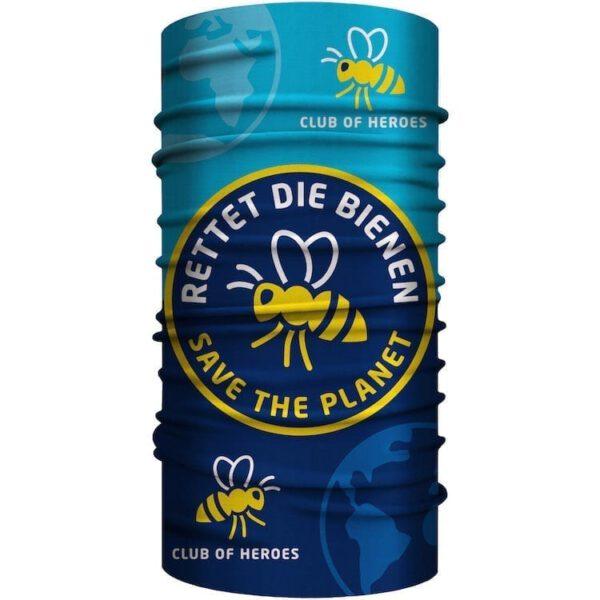 MultiFunktionstuch Rettet die Bienen Bandana