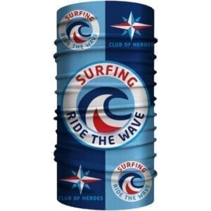 Surfer Surfing Multifunktionstuch
