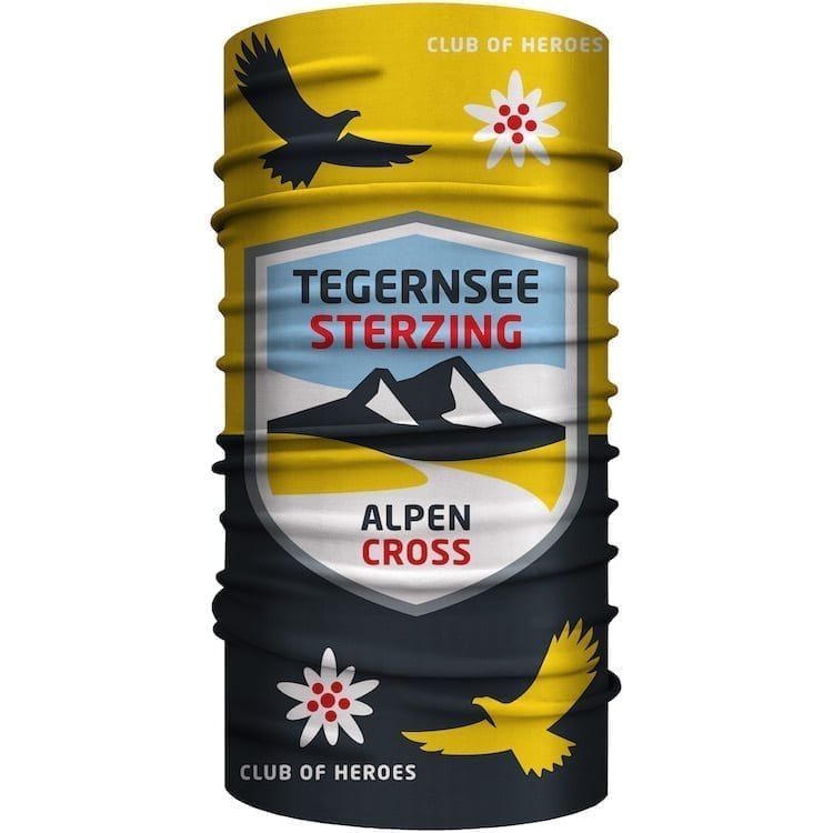 Tegernsee Sterzing Alpencross Multifunktionstuch