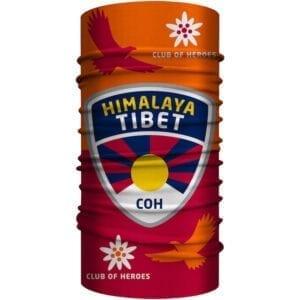 Tibet Himalaya Bandana von Club of Heroes