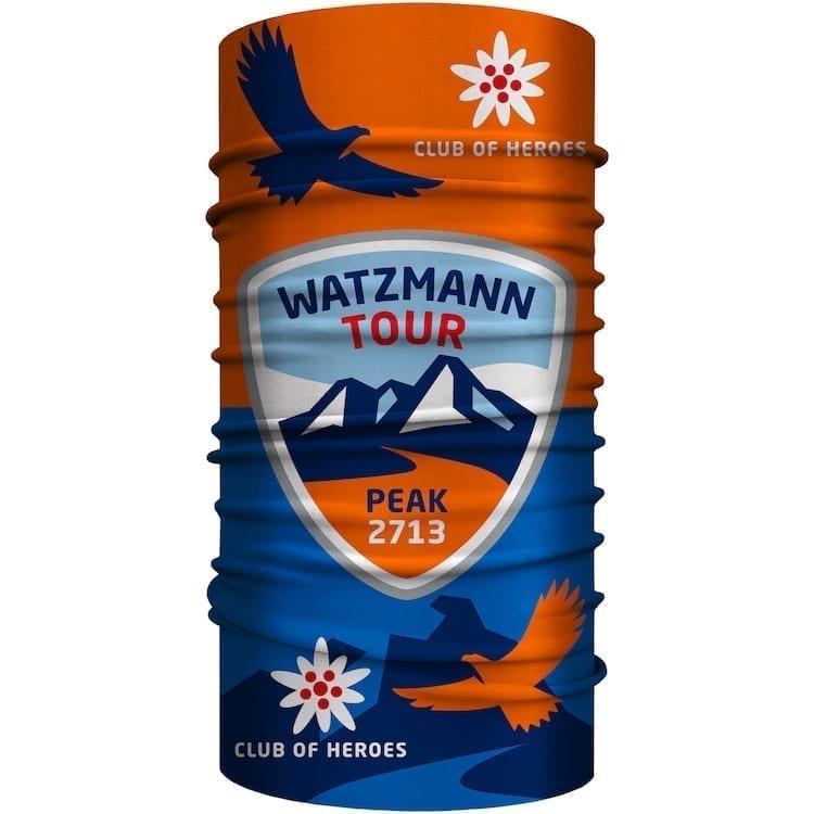 Watzmann Bergtour Bandana